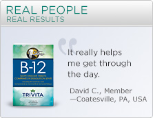 B-12 Real People - Real Results