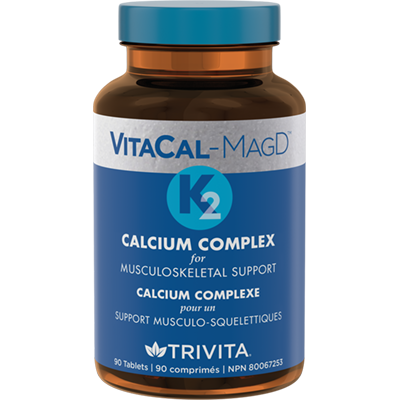 VitaCal-MagD<sup>&trade;</sup> K<sub>2</sub>