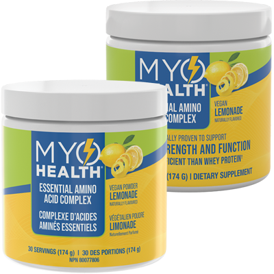 MyoHealth 2 Pack - Lemonade