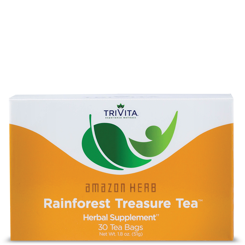 Rainforest Treasure Tea™