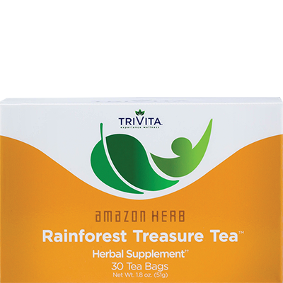 Rainforest Treasure Tea