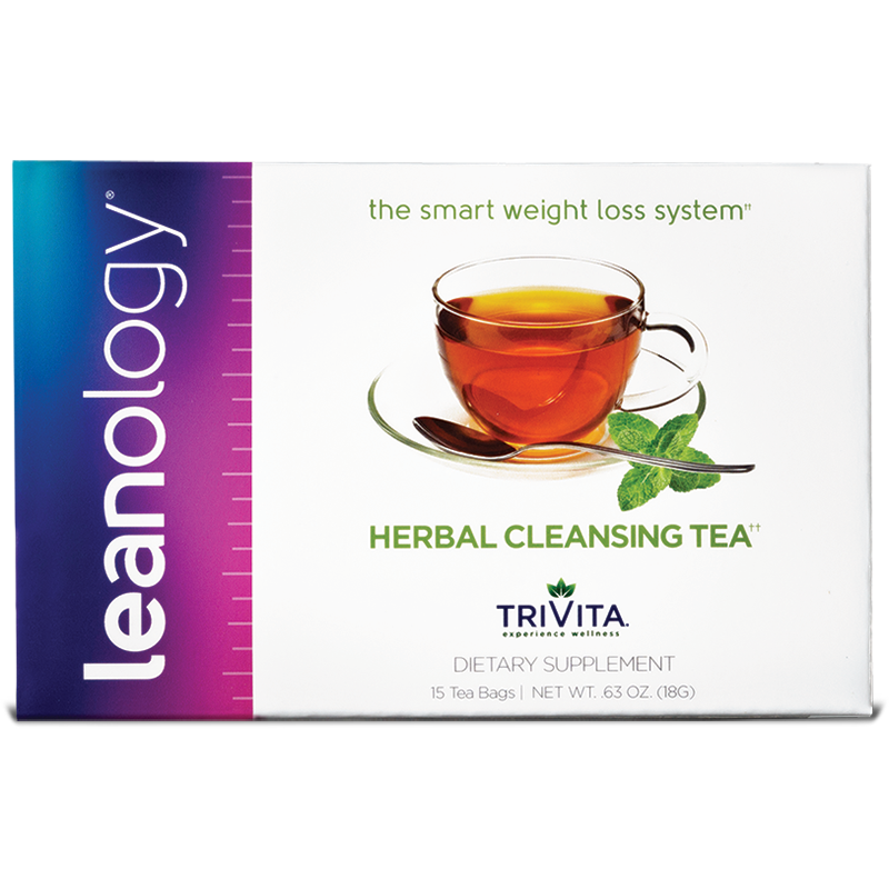 Leanology<sup>&reg;</sup> Herbal Cleanse Tea