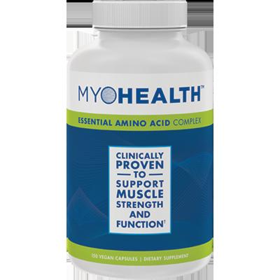 MyoHealth™ Essential Amino Acid Complex Vegan Capsules