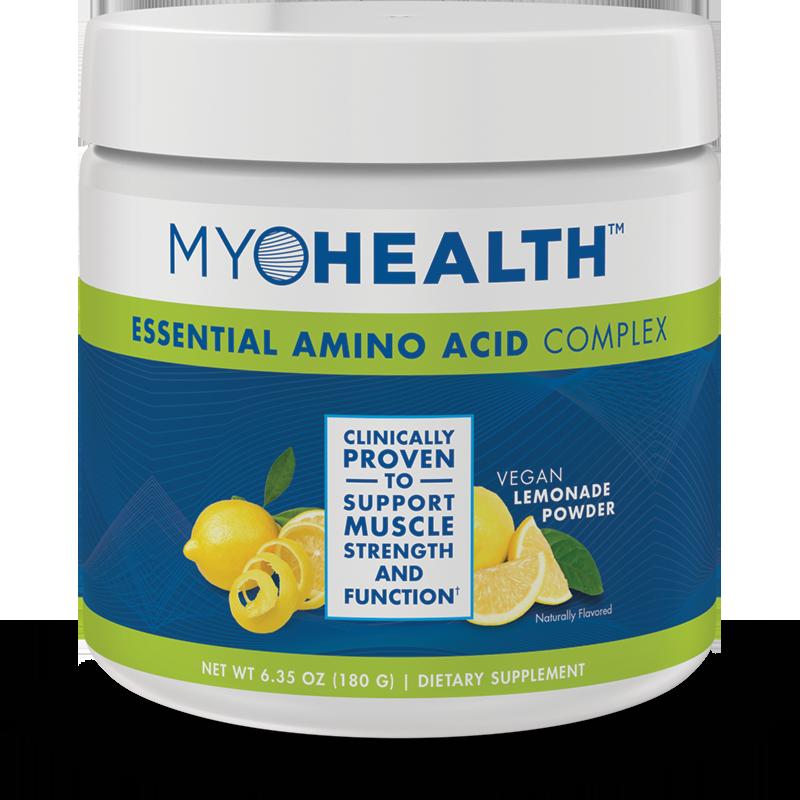TriVita - MyoHealth™ Essential Amino Acid Complex Lemonade