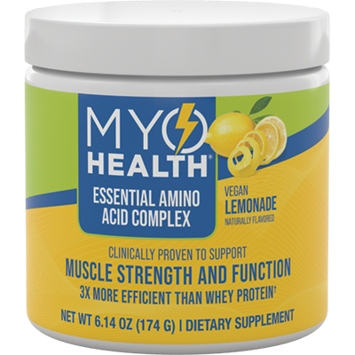 MyoHealth™ Essential Amino Acid Complex Lemonade Powder