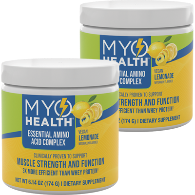 MyoHealth Lemonade 2 Pack
