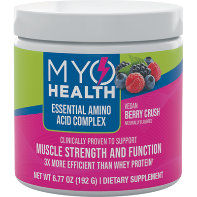MyoHealth Essential Amino Acid Complex Berry Crush | Amino Acid Supplement