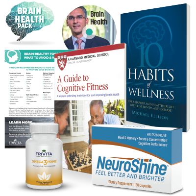 Brain Health Pack